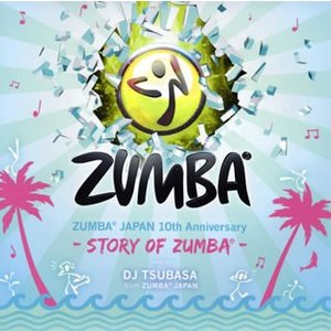 CD)ZUMBA□ JAPAN 10th Anniversary-STORY OF ZUMBA□-mixed  (UICZ-1692)|hakucho