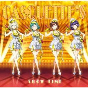 CD)「Tokyo 7th シスターズ」〜SHOW TIME/CASQUETTE'S(初回出荷限定盤...