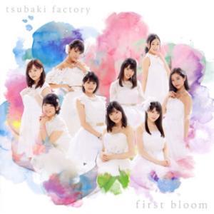 CD)つばきファクトリー/first bloom(通常盤) (EPCE-7453)