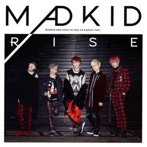 CD)MADKID/RISE(TYPE-A)(DVD付) (COZA-1508)
