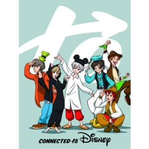 CD)Connected to Disney(初回出荷限定盤) (UWCD-9004) hakucho