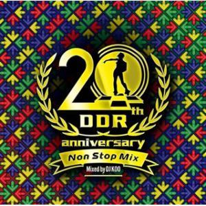 CD)「DanceDanceRevolution」20th Anniversary Non Stop Mix  (QWCE-90020) hakucho