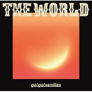CD)go!go!vanillas/THE WORLD(完全生産限定盤)(DVD付) (VIZL-1...