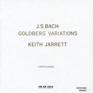 CD)J.S.バッハ:ゴルトベルク変奏曲 ジャレット(HC)(初回出荷限定盤) (UCCE-9543)|hakucho