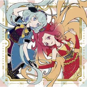 CD)「アイカツフレンズ!」2ndシーズン挿入歌シングル1〜SPECTACLE JOURNEY VOL.1/B (LACM-14877) hakucho