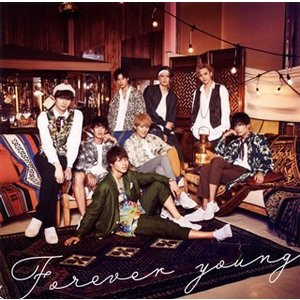 CD)SOLIDEMO/Forever young(SOLID盤)(DVD付) (AVCD-94434) hakucho