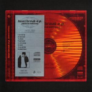CD)KEIJU/heartbreak e.p.(deluxe edition)(初回出荷限定盤) ...