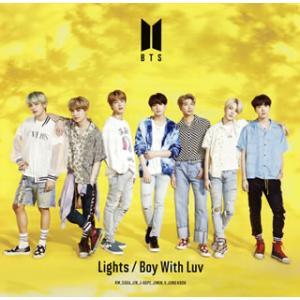 CD)BTS/Lights/Boy With Luv(初回出荷限定盤(初回限定盤A))(DVD付) (UICV-9313)|hakucho