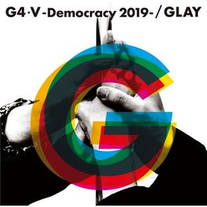 CD)GLAY/G4・5-Democracy 2019-(DVD付) (PCCN-35)|hakucho