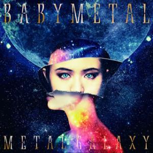 CD)BABYMETAL/METAL GALAXY(MOON盤-JAPAN Complete Edi...