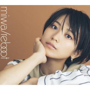 CD)miwa/リブート(初回生産限定盤B)(初回出荷限定盤)(DVD付) (SRCL-11237) hakucho