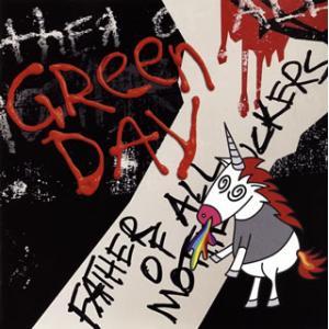 CD)グリーン・デイ/ファザー・オブ・オール… (WPCR-18306)