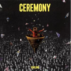 CD)King Gnu/CEREMONY(通常盤) (BVCL-1048)