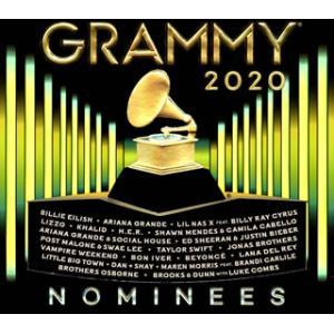 CD)2020 GRAMMY□ノミニーズ (WPCR-18313)