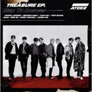 CD)ATEEZ/TREASURE EP.Map To Answer(Type-A)(DVD付) (COZP-1627)|hakucho