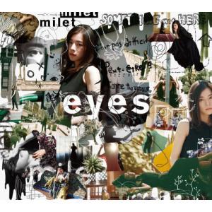 CD)milet/eyes(初回出荷限定盤A)(Blu-ray付) (SECL-2570)|hakucho