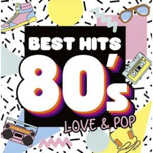 CD)ベスト・ヒット80's LOVE&POP (SICP-6325)|hakucho