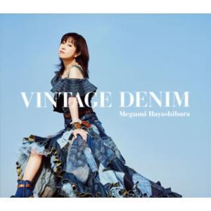 CD)林原めぐみ/30th Anniversary Best Album「VINTAGE DENIM」 (KICS-3980)|hakucho