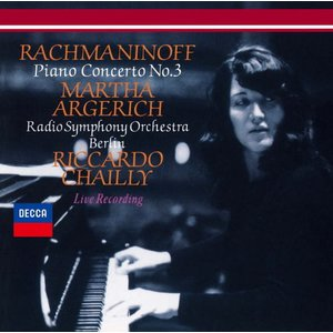 CD)ラフマニノフ;ピアノ協奏曲第3番/チャイコフスキー;ピアノ協奏曲第1番 アルゲリッチ(P) シャイー/ベ (UCCD-41028)|hakucho