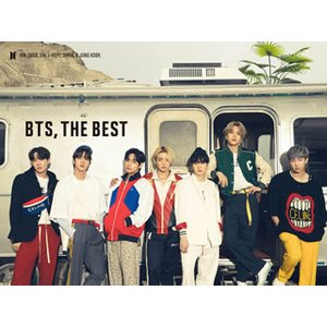 CD)BTS/BTS,THE BEST(初回出荷限定盤B)(DVD付) (UICV-9334) hakucho
