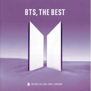 CD)BTS/BTS,THE BEST(通常盤・初回プレス) (UICV-9336) hakucho