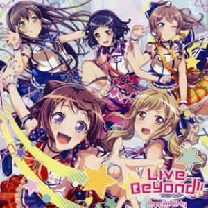 CD)「BanG Dream!」〜Live Beyond!!/Poppin'Party(通常盤) (BRMM-10425) hakucho