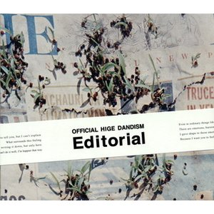 CD)Official髭男dism/Editorial (PCCA-6057)|hakucho
