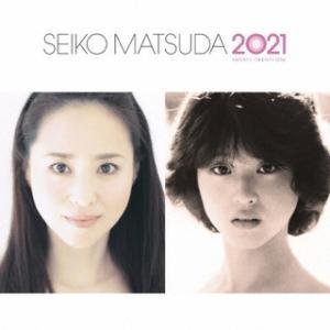 CD)松田聖子/続・40周年記念アルバム「SEIKO MATSUDA 2021」(通常盤) (UPCH-20591) hakucho