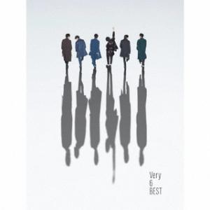 CD)V6/Very6 BEST(初回盤B)(DVD付) (AVCD-96846)|hakucho
