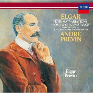 CD)エルガー:エニグマ変奏曲/行進曲「威風堂々」 プレヴィン/RPO (UCCS-50144)|hakucho