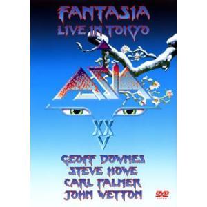 DVD)エイジア/FANTASIA〜LIVE IN TOKYO (IEBP-10013)|hakucho
