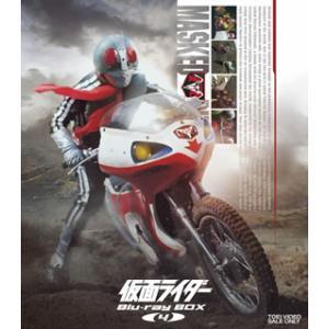 Blu-ray)仮面ライダー Blu-ray BOX 4〈4枚組〉 (BSTD-3884)