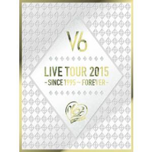 DVD)V6/LIVE TOUR 2015-...の関連商品10