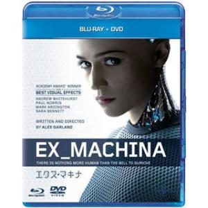 Blu-ray)エクス・マキナ ブルーレイ+DVDセット('15英)〈2枚組〉 (GNXF-2142)