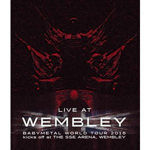 Blu-ray)(初回仕様)BABYMETAL/LIVE AT WEMBLEY BABYMETAL WORLD TOUR 2 (TFXQ-78140)