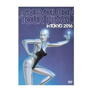 DVD)TRIX/TRIX EVOLUTION TOUR FINAL in TOKYO 2016 (KIBM-619)|hakucho