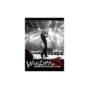"DVD)吉川晃司/KIKKAWA KOJI Live 2016""WILD LIPS""TOUR at 東京 (WPZL-90128)"