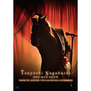 Blu-ray)長渕 剛/Tsuyoshi Nagabuchi ONE MAN SHOW(通常盤) (POXS-29003)