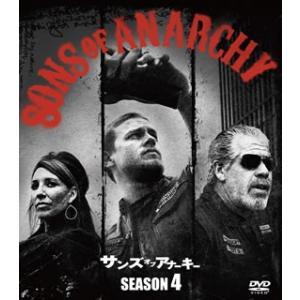 DVD)サンズ・オブ・アナーキー シーズン4 S...の商品画像