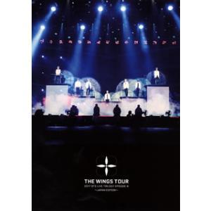 Blu-ray)BTS (防弾少年団)/2017 BTS LIVE TRILOGY EPISODE III THE WING (UIXV-10012)|hakucho