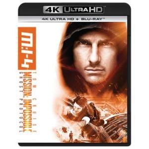 UHDBD)ミッション:インポッシブル ゴースト・プロトコル 4K ULTRA HD+Blu-ray...