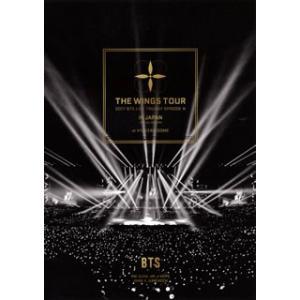 DVD)BTS (防弾少年団)/2017 BTS LIVE TRILOGY EPISODE III THE WING (UIBV-10048)|hakucho