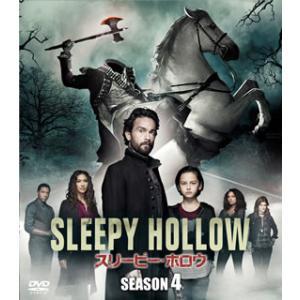 DVD)スリーピー・ホロウ シーズン4 SEASONSコンパクト・ボックス〈7枚組〉 (FXBJE-70829)|hakucho