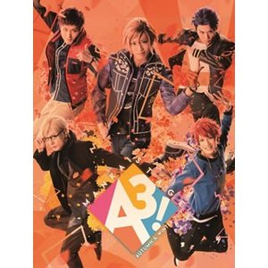 Blu-ray)MANKAI STAGE A3!〜AUTUMN&WINTER 2019〜〈初演特別限定盤・4枚組〉(初回 (PCXG-50614)|hakucho