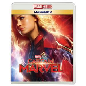 Blu-ray)キャプテン・マーベル MovieNEX('19米)〈2枚組〉(Blu-ray+DVD...