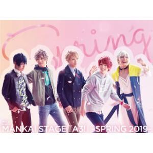 Blu-ray)MANKAI STAGE A3!〜SPRING 2019〜〈2枚組〉 (PCXG-5...