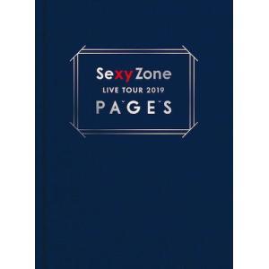 Blu-ray)Sexy Zone/Sexy Zone LIVE TOUR 2019 PAGES〈初回限定盤・2枚組〉( (PCXP-50685) (特典あり)|hakucho