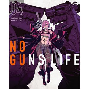 Blu-ray)ノー・ガンズ・ライフ Blu-ray BOX4〈初回生産限定・2枚組〉(初回出荷限定) (BPBQ-1239) hakucho