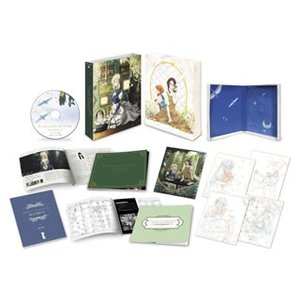 DVD)ヴァイオレット・エヴァーガーデン 外伝-永遠と自動手記人形-('19ヴァイオレット・エヴァーガーデン製作 (PCBE-56081) hakucho