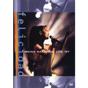 DVD)中森明菜/live'97 felicidad〈2020年12月31日までの期間限定版〉(期間限定出荷) (UPBY-9110)|hakucho